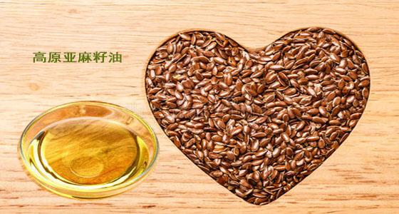 高原亚麻籽油